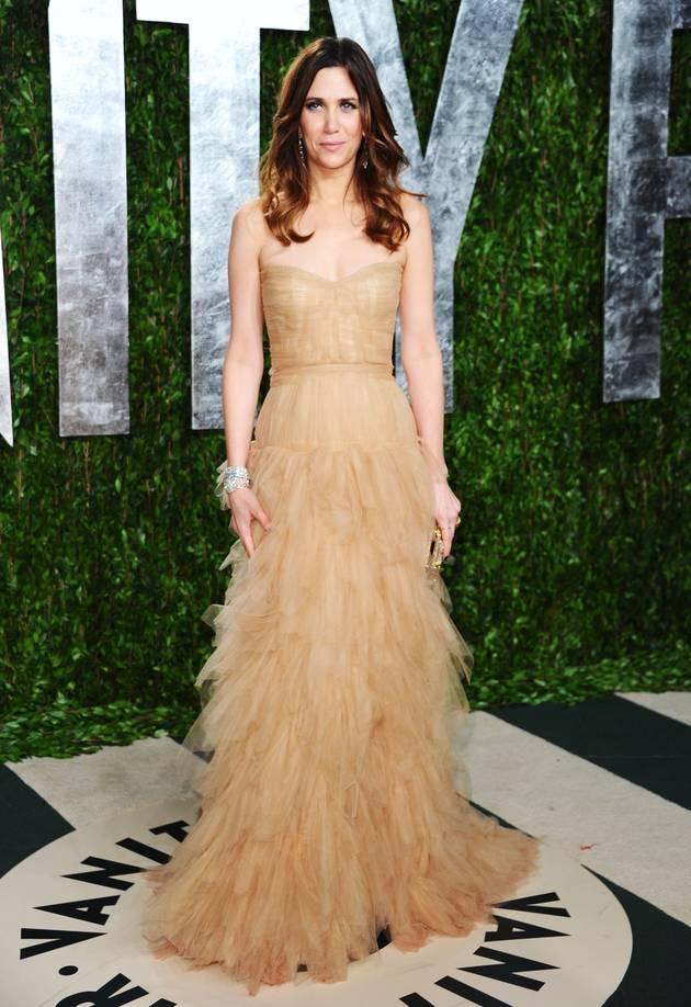 Kristen Wiig Strips Down, Talks SNL Departure and Bridesmaids Sequel (PIC)