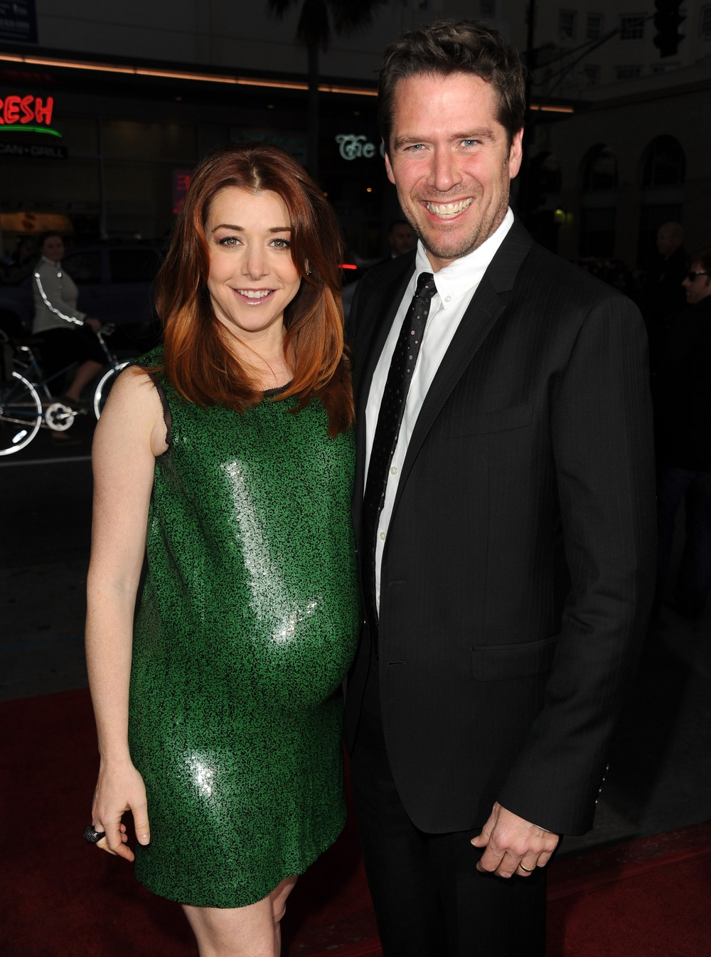 "Alyson Hannigan on Having More Kids: ""I'm Done!"" (VIDEO)"