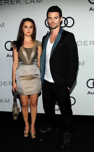 Vampire Diaries' Daniel Gillies Expecting Baby With Rachael Leigh Cook