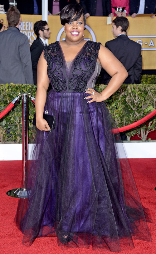 Beyonce's Pregnant Again: Glee's Amber Riley Reacts on Twitter
