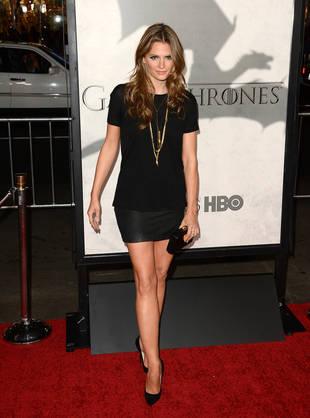Castle's Stana Katic Makes Maxim's 2013 Hot 100 List