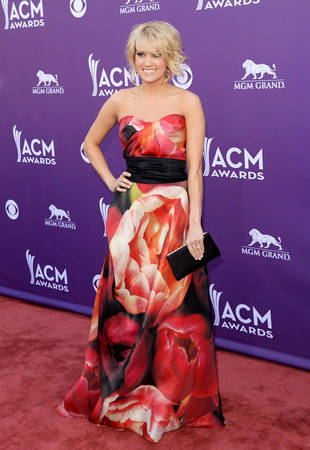 Carrie Underwood Donates One Million Dollars From Tour to Red Cross