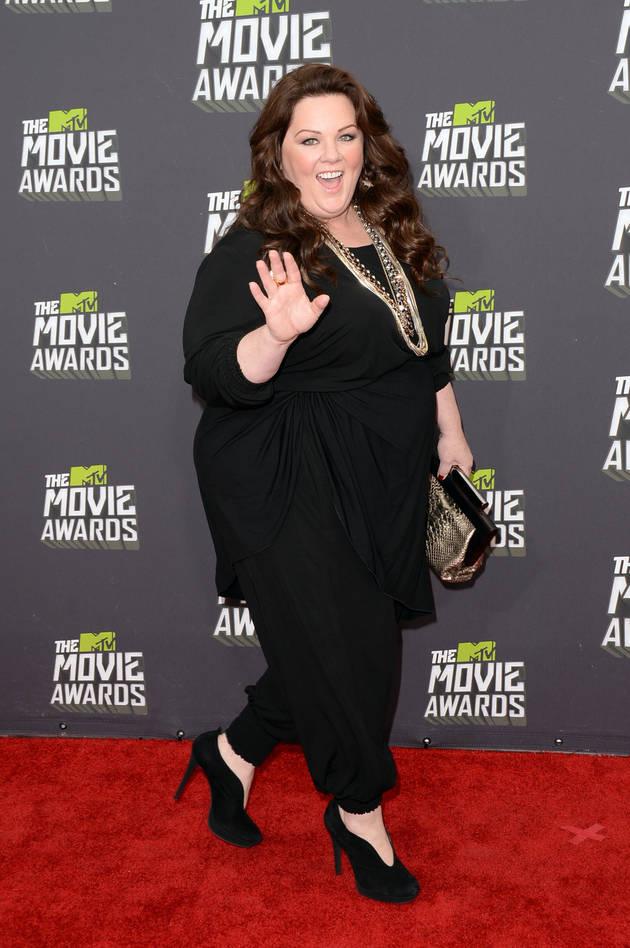 Melissa McCarthy Kicks Woman Off Movie Set For Mistreating Child: Report