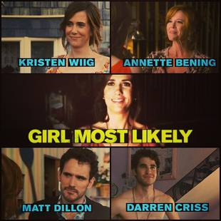 Darren Criss Sleeps With Kristen Wiig — Girl Most Likely Movie Trailer