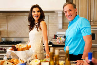 """Heather and Terry Dubrow Joke About Their Marriage Being """"on the Rocks"""""""