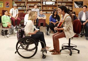 Glee Season 5 Speculation: Samuel Larsen's Joe Gone For Good?