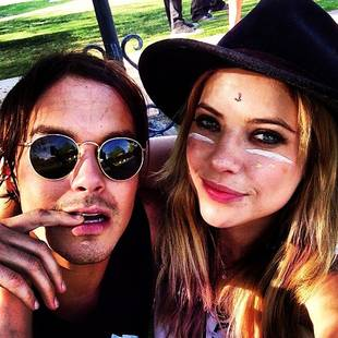 Ashley Benson Reacts to Tyler Blackburn Leaving Pretty Little Liars For Ravenswood