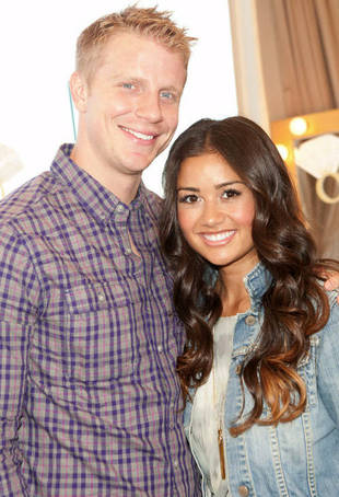 Sean Lowe Thinks His Son With Catherine Giudici Will Look Like…