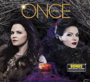 Once Upon a Time 2014 Calendar Being Released This Summer: Sneak Peek! (PHOTOS)