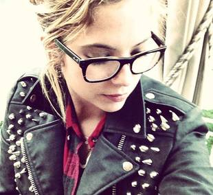 Pretty Little Liars Star Ashley Benson Goes Punk in Spiked Jacket — Love It or Leave It? (PHOTO)