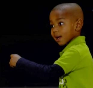 This 4-Year-Old's Audition For 'So You Think You Can Dance' Is Too Cute!
