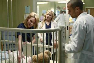 Grey's Anatomy Finale Spoilers: Will Lauren Get Between Calzona? Hilarie Burton Says…