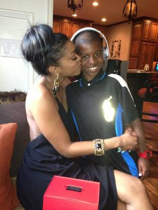 Porsha Stewart Sends Love to Kordell's Son, Syre, on His Birthday (PHOTO)