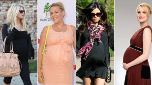 Spring 2013 Baby Bump-Off! Which Celeb Is Gonna Pop First? (POLL)
