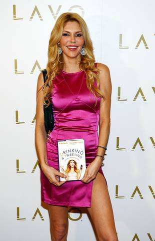 Brandi Glanville Signs Second Book Deal! What Will She Write About Next?