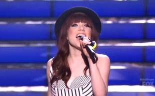 """Carly Rae Jepsen Thinks Kree Harrison """"Can Go a Really Long Way"""" — Interview"""