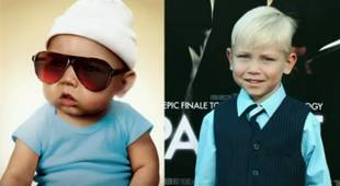The 'Hangover' Baby Comes Back For Part III, and He's Now 4 Years Old! (VIDEO)