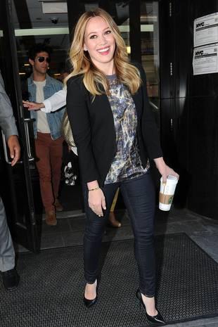 Hilary Duff Reveals Her Slow But Steady Weight Loss Secret