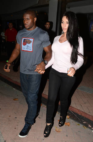 Reggie Bush and Baby Mama Reveal Their Unusual Baby Name!