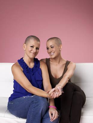 Kellie Pickler Shaves Her Head to Support Breast Cancer-Stricken Friend (Video Flashback!)