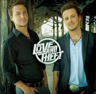 Love and Theft's Stephen Barker Liles Is Engaged! Sorry, Taylor Swift!