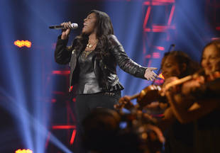 "Candice Glover: American Idol ""Brought Out the Inner Crazy In Me"" — Interview"