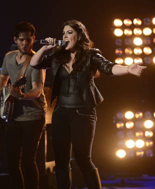American Idol's Kree Harrison Plans to Rebuild Late Parents' Home — Interview