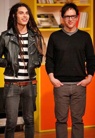 Samuel Larsen Cuts Dreadlocks: Hotter Before or Now? (PHOTO)