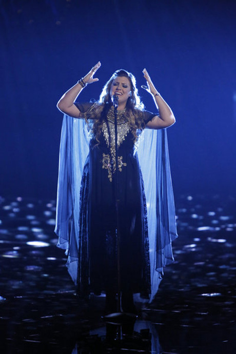 """The Voice 2013's Sarah Simmons on Being Saved by Adam Levine: """"I Felt It in My Gut"""" — Exclusive"""