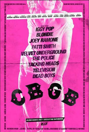 Stana Katic's CBGB Poster Shows Off Her Killer Body (PHOTO)