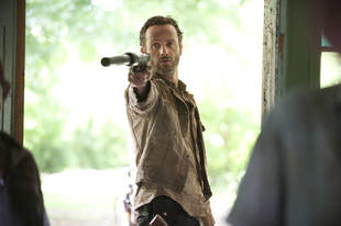 Which Actor Almost Played Rick Grimes on The Walking Dead, Instead of Andrew Lincoln?