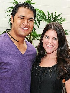 The Biggest Loser's Sam Poueu Divorcing — He Cheated on Pregnant Wife?