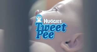 With TweetPee, Now Your Baby's Diaper Will Tweet You When It Gets Wet