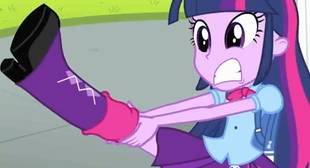 My Little Pony Movie Spin Off: Horse-Girls With Manes, Hooves, and Hands