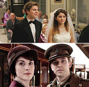 Did Downton Abbey Steal Arrested Development's Signature Love Story?