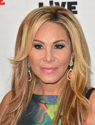 """Adrienne Maloof: """"It's So Hard"""" Being a Single Mom – Exclusive"""