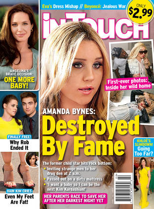 "Amanda Bynes House Party: Drugs and ""Disheveled"" Conditions?"