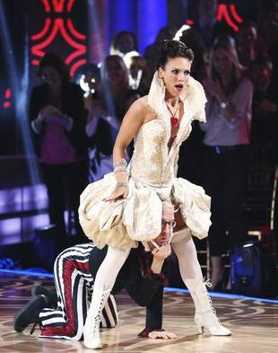 Andy Dick and Sharna Burgess's Jazz on the Dancing With the Stars Finale (VIDEO)