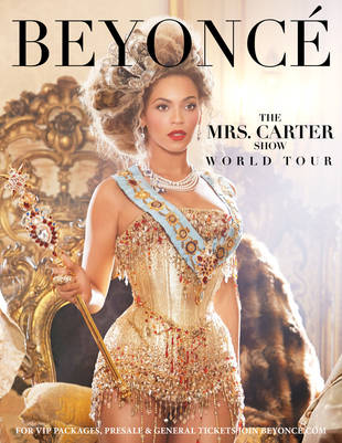 "Beyonce's Tour ""Diva"" Demands: $900 Straws? Red Toilet Paper?"