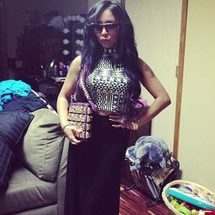 "Snooki's Crazy ""Boss"" Lady Outfit — Love It or Leave It? (PHOTO)"