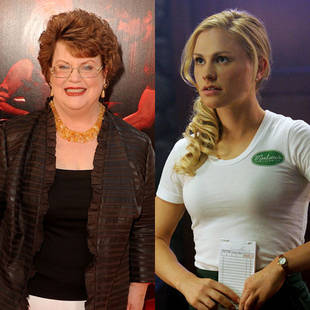 "True Blood Author Charlaine Harris Feels ""Anxiety"" Over Fan Threats"