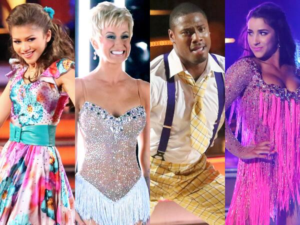Dancing With the Stars 2013 Finale: What Was Your Favorite Freestyle?