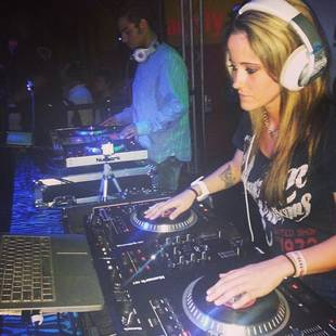 Jenelle Evans Is a DJ Now — Deal With It (PHOTO)
