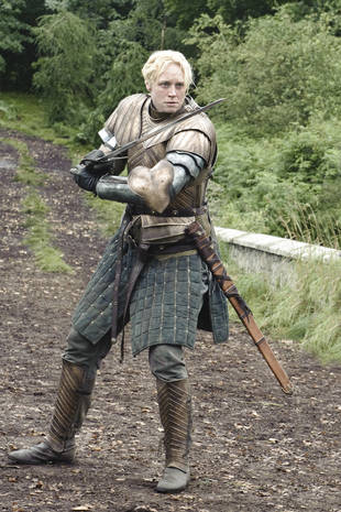 How Tall Is Game of Thrones Star Gwendoline Christie?