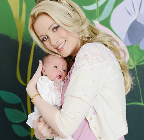 """Holly Madison: """"I'd Like to Have a Second Baby By the Time Rainbow Is…"""""""