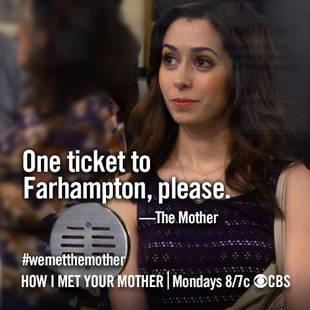 How I Met Your Mother Finally Introduces The Mother (PHOTO)