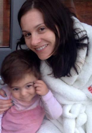 Mom Kara DioGuardi Is a Bare-Faced Beauty! Former Idol Judge Goes Makeup-Free (PHOTO)
