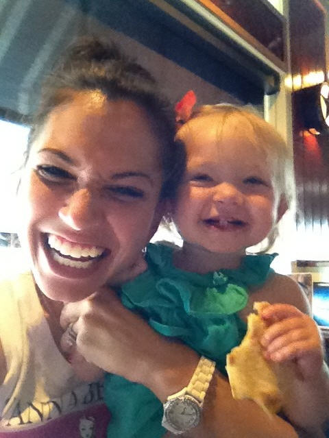 Is Melissa Rycroft's Daughter Ava Excited For a Sibling?