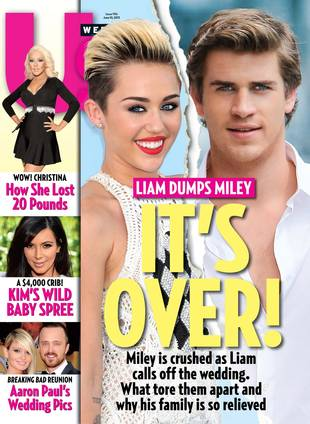Miley Cyrus and Liam Hemsworth Split Up Again — Report