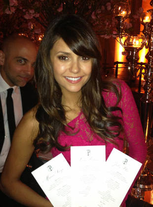 Who Did Nina Dobrev Bring As Her Date to a Wedding? (PHOTOS)